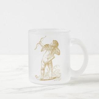 Cupidon vintage tasse