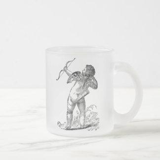 Cupidon vintage tasse à café
