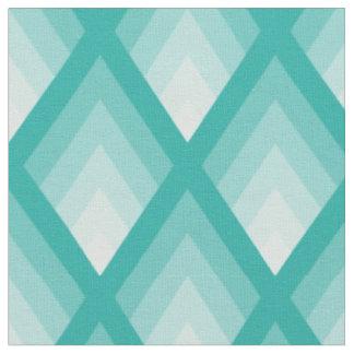 Customisez la couleur ! Ombre géométrique Tissu