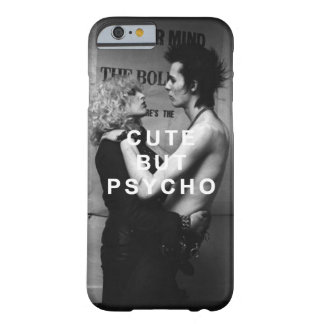 CUTE BUT PSYCHO COQUE iPhone 6 BARELY THERE