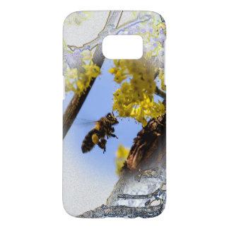 Cute Honey Bee Coque Samsung Galaxy S7