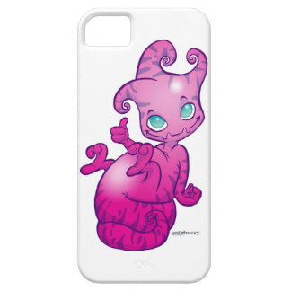 CUTE PINK MONSTER, adorable Monstre Rose Coques Case-Mate iPhone 5
