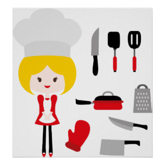 CuteChef7 Poster