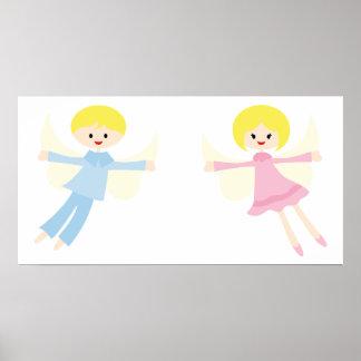 CuteLittleAngels6 Poster