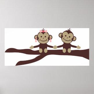 CuteMonkey2 Poster