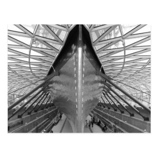 Cutty Sark, carte postale de Greenwich