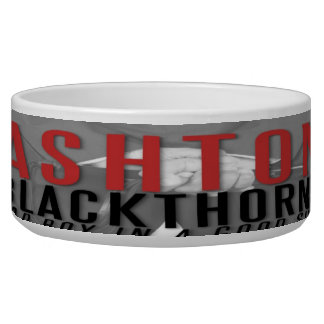 Cuvette d'animal familier d'Ashton Blackthorne Gamelles Pour Chien