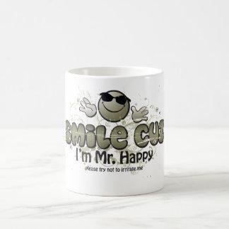 cuz de sourire je suis M. Happy Mug