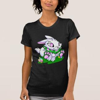 Cybunny vert emballant par des neggs t-shirt