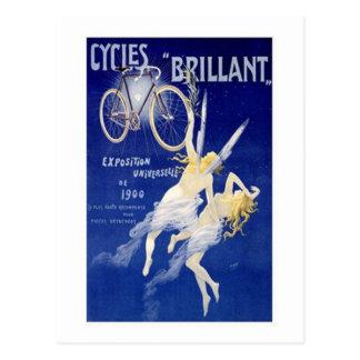 Cycles Brillant Cartes Postales