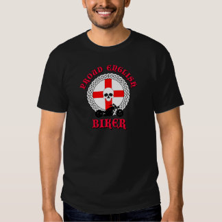 Cycliste anglais fier t-shirt