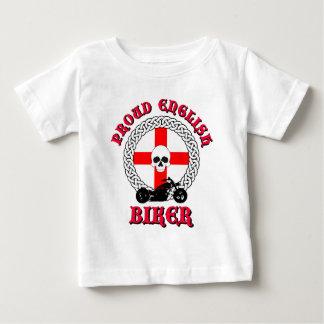 Cycliste anglais fier t-shirts