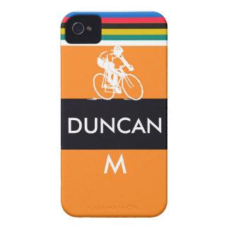 Cycliste de merckx de remous coques Case-Mate iPhone 4