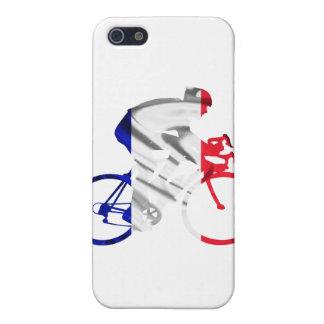 Cycliste de Tour de France Étuis iPhone 5