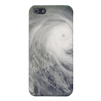 Cyclone tropical Favio au-dessus de la Mozambique Coques iPhone 5