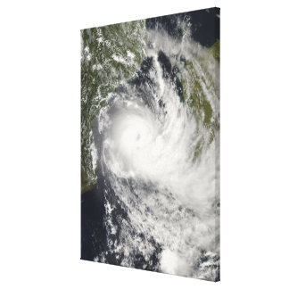 Cyclone tropical Jokwe en Mozambique Channe Toiles