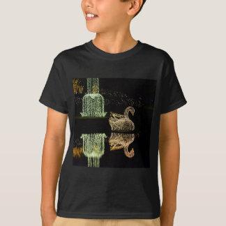 Cygne 2 de Noël 2016 T-shirt