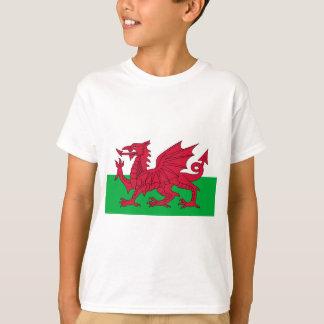 Cymru, la nation celtique du Pays de Galles T-shirt