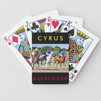 Cyrus Alexandre, Mr.Jordan et recherche Judicata Cartes À Jouer