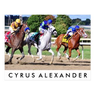 Cyrus Alexandre, Mr.Jordan et recherche Judicata Cartes Postales