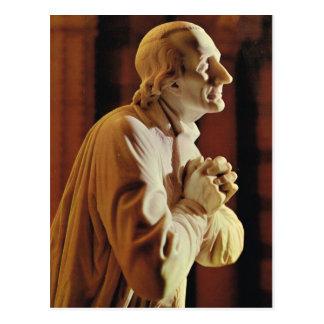d Ars de Statue de Cure Cartes Postales