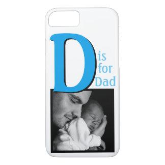 D est pour le papa coque iPhone 7