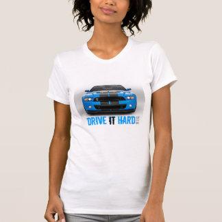 D.I.H - T-shirt de Shelby du mustang des femmes