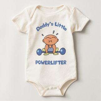 Daddys peu de Powerlifter badine le sport Body