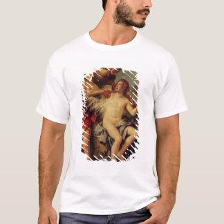 Daedalus attachant les ailes d'Icare, c.1754 T-shirt