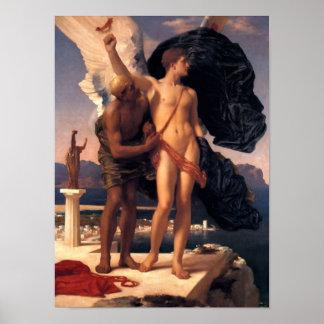 Daedalus et Icare Posters