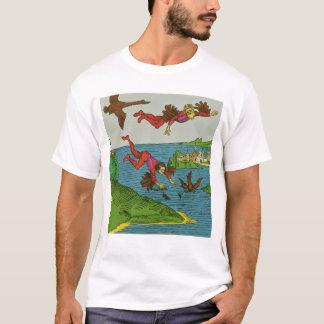 Daedalus et Icare, XVème siècle T-shirt