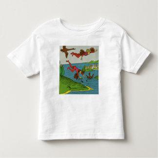 Daedalus et Icare, XVème siècle T-shirt Pour Les Tous Petits