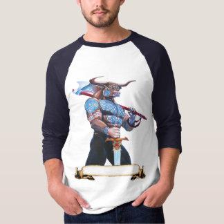 Daedalus Minotaur de Crète T-shirt