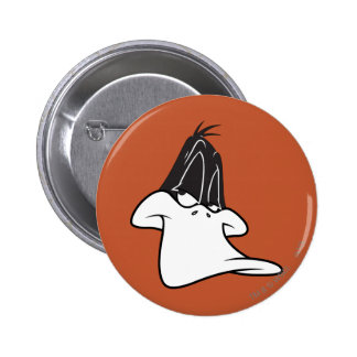 DAFFY astucieux DUCK™ Badge Rond 5 Cm