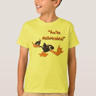 Daffy prêt à combattre t-shirt