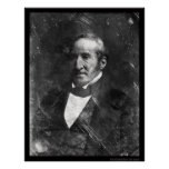 Daguerréotype 1845 de Thomas Hart Benton Poster
