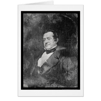 Daguerréotype 1855 de Washington Irving Cartes