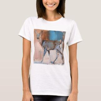 Daine un cerf commun 2014 t-shirt