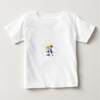 daisuki_ t-shirt pour bébé