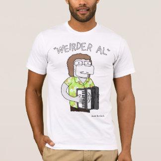 """""""D'Al plus étrange"""" en chaux T-shirt"""