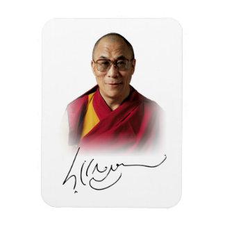 Dalai Lama Magnet Flexible