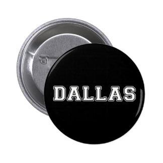 Dallas le Texas Badge