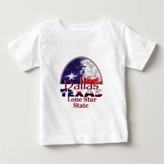 DALLAS le Texas T-shirt Pour Bébé