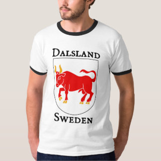 Dalsland, Suède (Sverige) T-shirt
