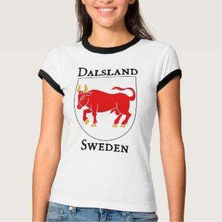 Dalsland, Suède (Sverige) T-shirts