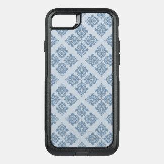 Damassé marocaine grise française coque OtterBox commuter iPhone 8/7