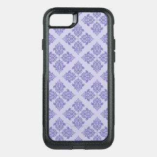 Damassé marocaine pourpre coque OtterBox commuter iPhone 8/7