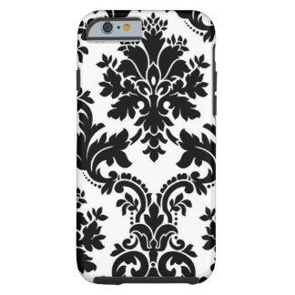 Damassé Tough™ d'Elegante Coque Tough iPhone 6