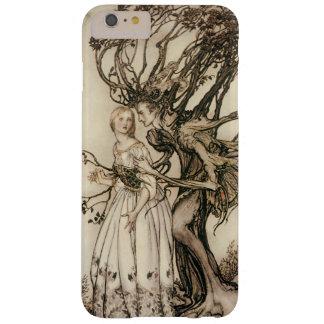 Dame âgée dans le bois par Arthur Rackham Coque Barely There iPhone 6 Plus