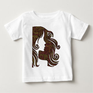 Dame de attirance t-shirt pour bébé